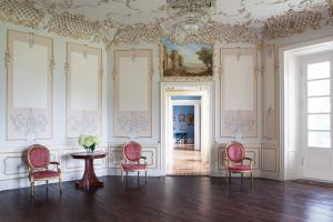 Sala Balowa Pałacu w Korczewie